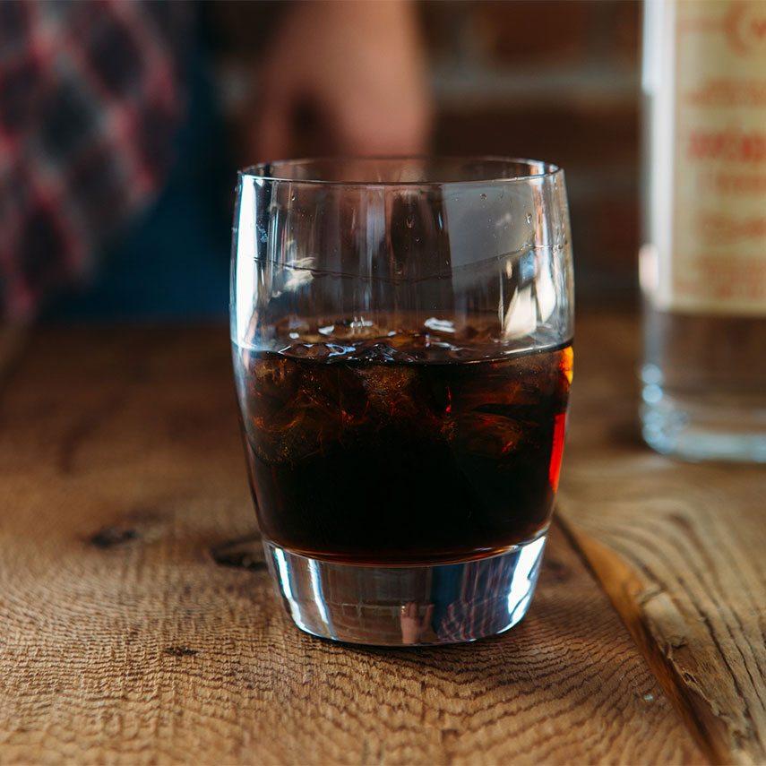 Wódka Vodka Black Russian