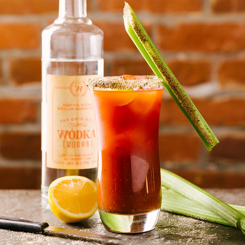 Wódka Vodka Bloody Mary