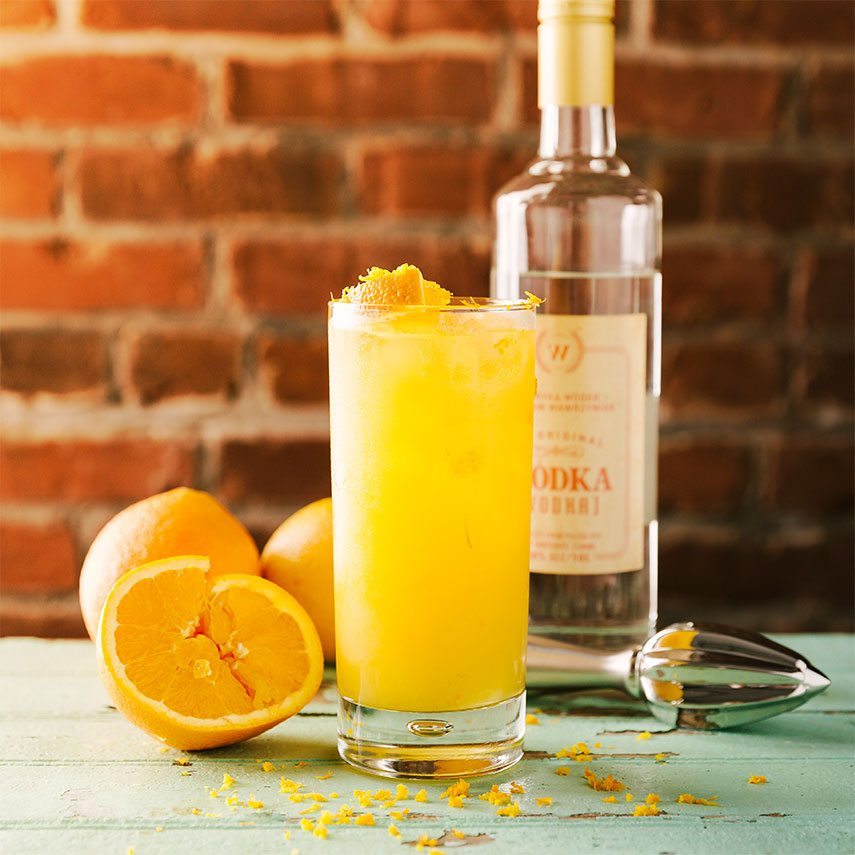 Wódka Vodka Harvey Wallbanger