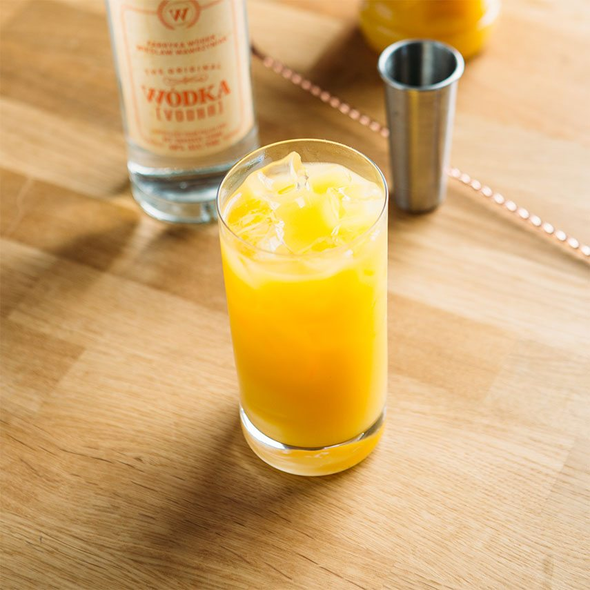 Wódka Vodka Screwdriver