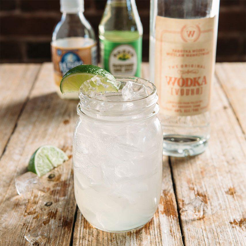 Wódka Vodka Warsaw Mule
