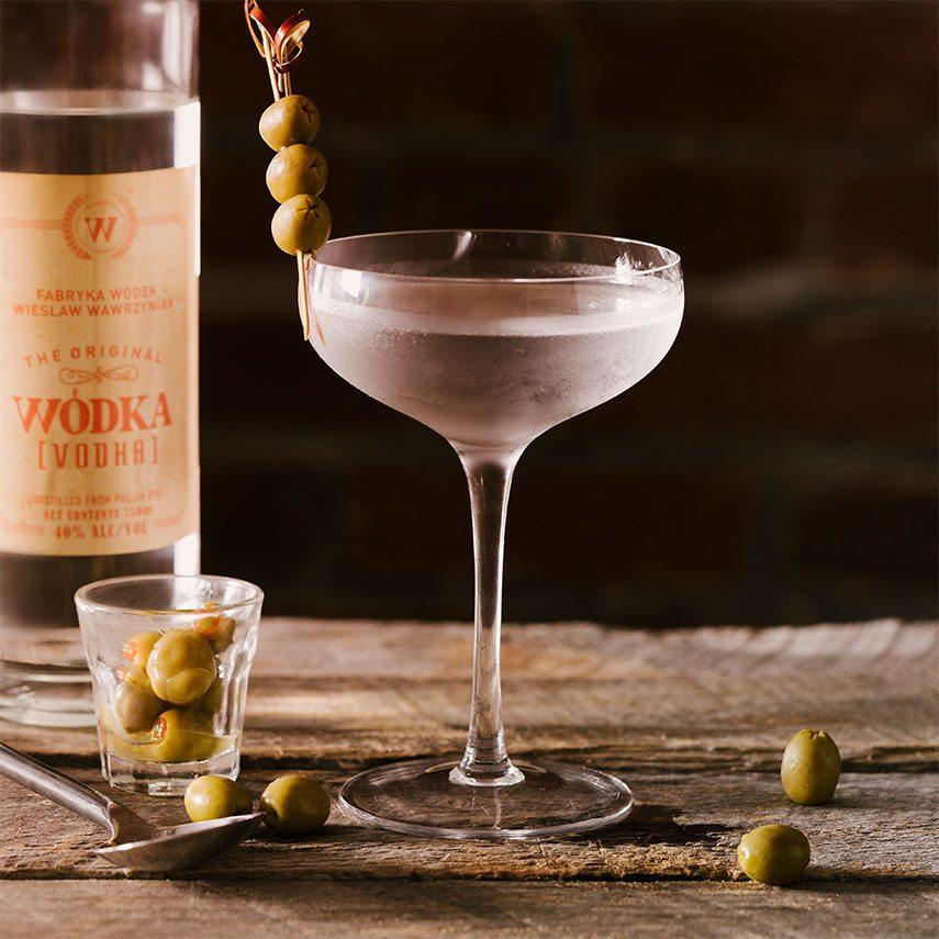 Wódka Vodka WÓDKA Martini