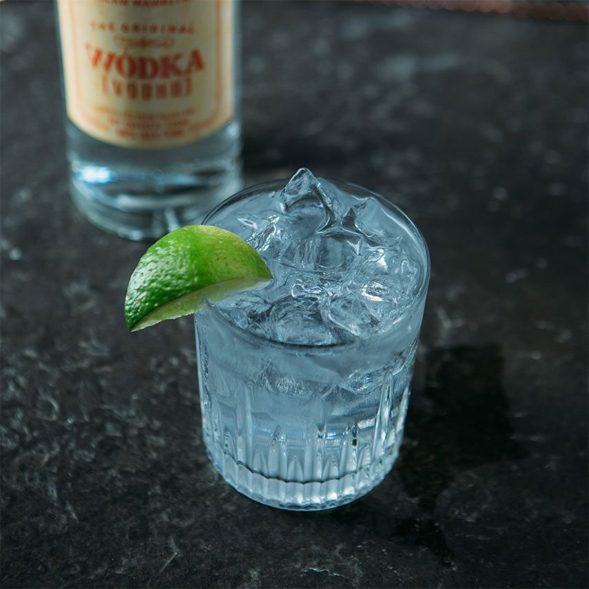 Wódka Vodka WÓDKA Tonic