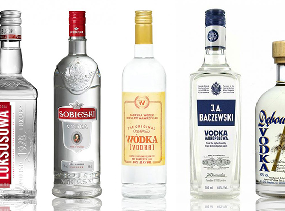 Vodka for sipping
